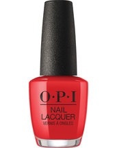 OPI LOVE OPI XOXO nail lacquer bottle My Wish List is You