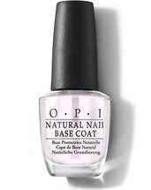 Natural Nail Base Coat - Top & Base Coats - OPI