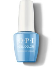 No Room For the Blues - GelColor - OPI