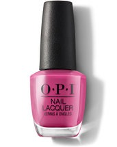 No Turning Back From Pink Street - Nail Lacquer - OPI