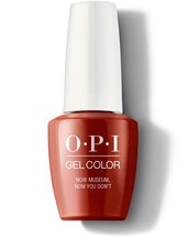 Now Museum, Now You Don't - GelColor - OPI