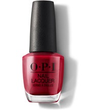 OPI Red - Nail Lacquer - OPI