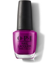 OPI Nail polish bottle Pamplona Purple