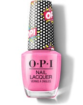 OPI Pink Bubbly