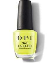 OPI Neons PUMP Up the Volume
