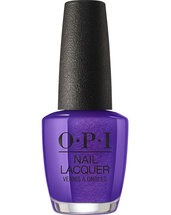 OPI Nail polish bottle Purple With a Purpose