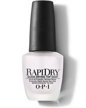 RapiDry Top Coat - Drying Agents & Finishers - OPI