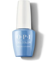 Rich Girls & Po-Boys - GelColor - OPI