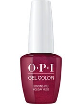 OPI LOVE OPI XOXO Collection GelColor nail lacquer 15 mL bottle Sending You Holiday Hugs
