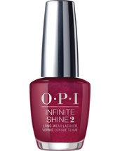 OPI LOVE OPI XOXO Collection Infinite Shine long-wear nail lacquer bottle Sending You Holiday Hugs