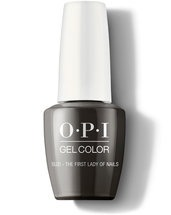 Suzi - The First Lady of Nails - GelColor - OPI