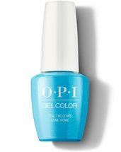 Blue Nail Polish Opi
