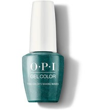 This Color's Making Waves  - GelColor - OPI