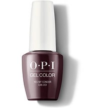 Yes My Condor Can-do! - GelColor - OPI