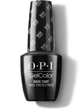 GelColor Base Coat - Top & Base Coats - OPI