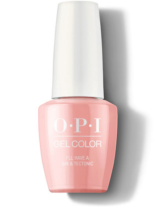 I'll Have a Gin & Tectonic - GelColor - OPI