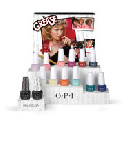 OPI Grease Collection GelColor nail polish 7.5 ml 14 pce display