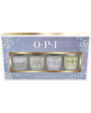 OPI Nutcracker Collection Treatment Mini Pack