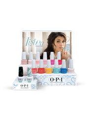 LISBON GELCOLOR 14 PC COUNTER DISPLAY - Collection Displays - OPI
