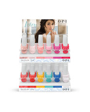 LISBON 24 PIECE GELCOLOR ACRYLIC DISPLAY - Collection Displays - OPI