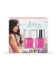 LISBON GEL COLOR & INFINITE SHINE DUO #1 - Gift Sets - OPI