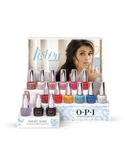 LISBON INFINITE SHINE 16 PC EDITION-A DISPLAY - Collection Displays - OPI