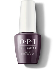 OPI Boys Be Thistle-ing at Me