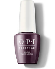 Boys Be Thistle-ing at Me - GelColor - OPI