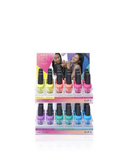 Neons by OPI Nail Lacquer 36Pc Acrylic Display