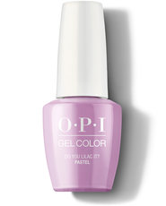 Do You Lilac It? (Pastels) - GelColor - OPI