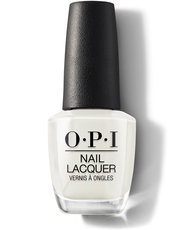 OPI Grease Collection Don't Cry Over Spilled Milkshakes nail polish bottle