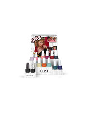 Grease 14pc 15mL GelColor Display - Collection Displays - OPI