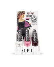 Grease 9pc Leather-Like Nail Lacquer Display - Nail Lacquer Displays - OPI