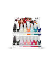 Grease 48pc GelColor 15mL Display - Collection Displays - OPI