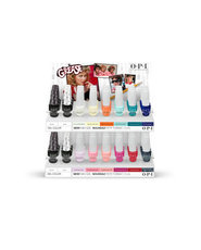 Grease 48pc GelColor 7.5mL Display - Collection Displays - OPI