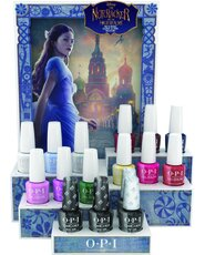 Nutcracker GelColor 16 PC Salon Counter Display - Collection Displays - OPI