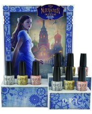 Nutcracker 9PC Nail Lacquer Glitter Chipboard Display - Collection Displays - OPI