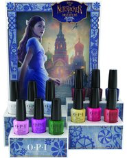 Nutcracker 12PC Nail Lacquer Chipboard Display - Collection Displays - OPI