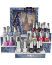 Nutcracker 32PC Infinite Shine Chipboard Display - Collection Displays - OPI