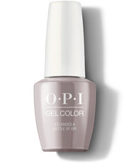 Icelanded a Bottle of OPI - GelColor - OPI