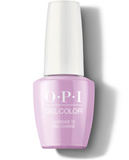 Lavendare to Find Courage - GelColor - OPI