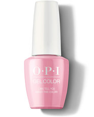 Lima Tell You About This Color! - GelColor - OPI
