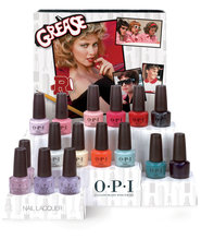 OPI Grease Collection Nail Lacquer 16pc Display - Nail Lacquer Displays - OPI