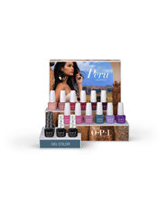 Peru GelColor 16PC Chipboard Display - Collection Displays - OPI
