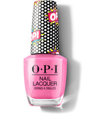 Pink Bubbly - Nail Lacquer - OPI