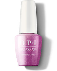 Rainbows a Go Go - GelColor - OPI
