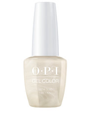 Snow Glad I Met You - GelColor - OPI