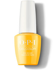 Sun, Sea, and Sand in My Pants - GelColor - OPI