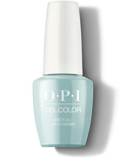 OPI Grease Collection Was It All Just A Dream? GelColor Nail Polish 15 mL bottle
