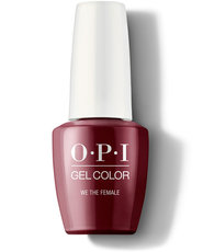 We The Female - GelColor - OPI